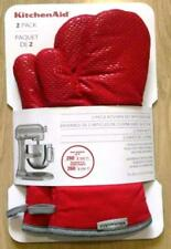 kitchenaid mitt silicone oven mitts 2PC set crazyboss
