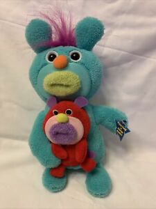 Mattel The Sing-A-Ma-Jigs Duets - Turquoise with Red Baby - Tested WORKING!