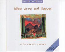 CD ASHA (Denis Quinn)the art of loveNEAR MINT (R1023)