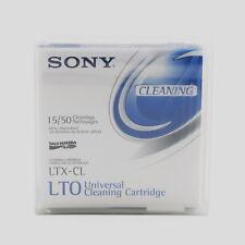 Sony LTX-CL LTO Universal Cleaning Cartridge