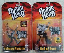 Mcfarlane Toys Guitar Hero figures