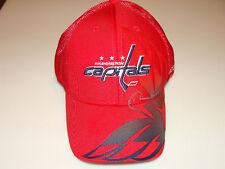 Washington Capitals 2010 2nd Season Hat Cap S/M NHL NWT
