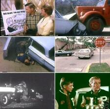 Drivers Ed Education DUI Intoxicated Vintage 1930s to 1960s Films DVD Volume 2