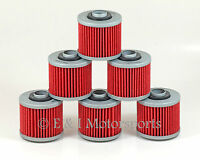 1998 1999 2000 2001 YAMAHA GRIZZLY YFM 600 YFM600 ***6 PACK*** OIL FILTER