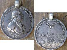 Silber Münze Mainz 1793 Loos Medaille von den Franzosen befreit RARITÄT !!!