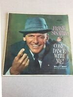 Frank Sinatra Come Dance With Me! Vinyl LP W-1069 Capitol