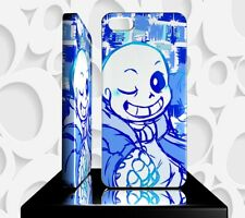 Coque Design  Iphone 5C JEU VIDEO UNDERTALE - Réf 02