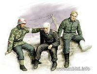 MAS3552 Masterbox 1:35 - 'Ticket Home' German Soldiers