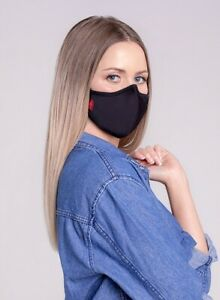 Meo Lite Face Mask Large Black