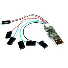 IRangeX - wireless USB Flight Simulator Dongle - PPM S.BUS DSM2 PWM compatible