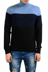Prada Men's 100% Wool Turtleneck Light Sweater Size S M