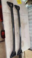 02-09 CHEVROLET TRAILBLAZER ENVOY ROOF LUGGAGE RACK CROSS BAR SET OEM