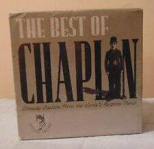 The Best of Chaplin set of seven VHS Tapes comedy classic