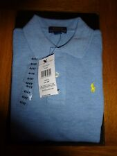Ralph Lauren Polo Jamaica Shirt/top Light Blue Boys Age 5 With Tags