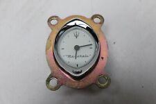 Maserati 4200 Gransport Spyder M138 Dash Analogue Clock J172