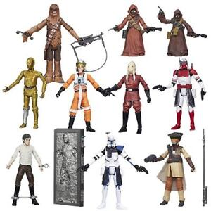 """STAR WARS NEW BLACK SERIES VINTAGE COLLECTION LOOSE COMPLETE 3.75"""" ACTION FIGURE"""