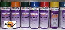 Dupli Color AEROSOL ART RAL 400ml ++ FARBWAHL ++ (16,38 €/l) RAL Lackspray
