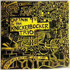 Captain 9's and the Knickbocker Trio-Starting A Rock n' Roll Grease Fire LP PUNK