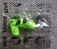 UVEX Weichschaum Ohrstöpsel Lärmschutz beste Schlafqualität,neongrün,unbenutzt