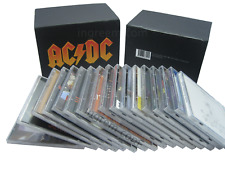 AC/DC Complete Collection Full Box Set 17CD Albums