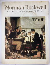 Norman Rockwell : A Sixty-Year Retrospective by Thomas S. Buechner (Hardcover)