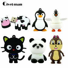 1-32GB Cartoon Flash Drive Pendrive USB 2.0 Flash Memory Stick Thumb Drive lot-