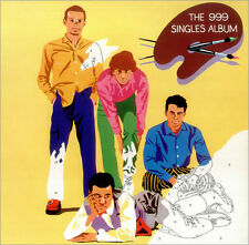 999 - The 999 Singles Album (LP) (VG/VG-)