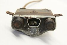 Original 1932 1933 United Motors Universal Radio Dial Control Head Ford Chevy 32