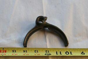VW Split Case Transmission NOS Selector Fork 3rd 4th gear 113309561 10'52-1960
