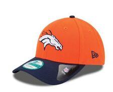 Denver Broncos NFL Baseball Cap New Era League 9forty Orange Cap New One Size