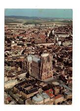 France - Reims, Vue Aerienne - Postcard Franked 1979
