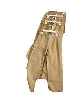 Boys Khaki Uniform Pants Lot 4 Size 10