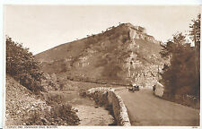 Derbyshire Postcard - Topley Pike - Ashwood Dale - Buxton - Showing Cars  ZZ3112