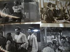 """18 Photographs From The 1947 Movie """"Captain From Castile"""" w/Tyrone Power"""