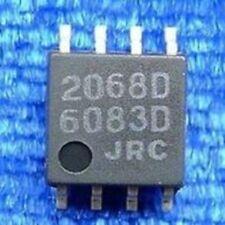 10pcs NJM2068MD JRC2068D SSOP-8PIN IC chip New