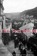 CO 256 - A Tight Fit With The Lifeboat, Post Issac, Cornwall c1920 - 6x4 Photo