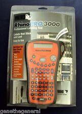 NEW  DYMO RHINOPRO 3000 THERMAL HI-PERFORMANCE LABEL MAKER PRINTER 15605