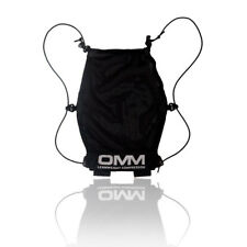 OMM leanweight MSC BLACK RUNNING CICLISMO SPORT BICI compressione PACK KIT