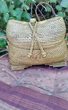 Ethnic Rattan Attagrass Bali Bag for all occasions