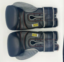 Ringside Gel Shock Boxing Gloves, 14oz, Hook and Loop, great condition
