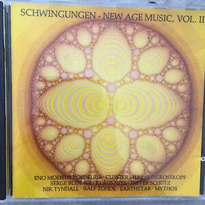 SCHWINGUNGEN - NEW AGE MUSIC VOL. II - V. A. (CD Pallas sky 32/113-114 / NM)