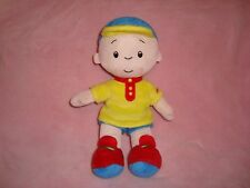 """Caillou by Imports Dragon Plush Doll 10"""" Tall"""