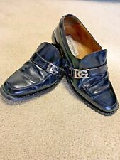 MENS DOLCE AND GABBANA LOAFER SHOES