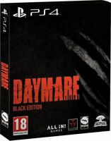 Daymare 1998 - Black Edition (PS4) (NEU & OVP) (UNCUT) (Blitzversand)