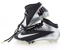 Nike Vapor Talon Elite 3/4 TD Men's Molded Football Cleats 511335 Black Silver 9