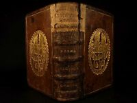 1593 Disputationes Robert Bellarmine Catholic Controversy Dogma Antichrist POPE