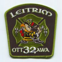 Canada ON - Ottawa Fire Department Station 32 Patch Leitrim Leprechaun