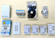 x10 x-10 LOT Home Automation: Controller-Appliance & Lamp Modules+More