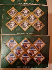 Queens Diamond Jubilee Tristan Da Cunha Stamps