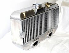 Top Mount Intercooler+FREE Y pipe for 2002-2005 Subaru Impreza WRX Wagon/Sedan